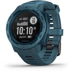 Garmin Instinct GPS Smartwatch lakeside blue